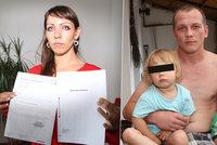 Batolata odebrali vzorné matce: Soud je svěřil otci recidivistovi!
