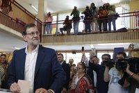 Ve Španělsku vyhráli volby vládnoucí lidovci. Na většinu ale nedosáhli