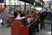 Bezpečnostní systém na letišti v Praze je rozsáhlý. Chybí už jen detekce obličejů