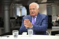 Václav Klaus: Evropa potřebuje téměř revoluci, migrace ji jinak zničí
