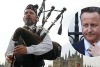 Referendum o odtržení Skotska? Zbytečné, tvrdí Cameron a plánuje detaily brexitu