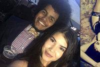 Pornohvězdička Lady Dee souložila na střeše při oslavě teplického radního Dominika Feriho