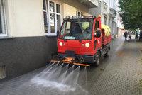 Ostrava utratí miliony za lepší vzduch: Silnice vyčistí revolučním způsobem