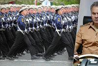 Největší čistka v armádě od dob SSSR? Stopku dostalo 50 příslušníků námořnictva