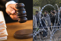 Půjdou za katr: V Maďarsku potrestal soud uprchlíky za překročení hranic