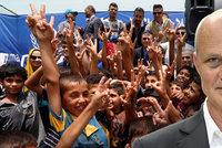 Horáček: Odpůrce migrace je jako odpůrce deště. Pomozme těm, kdo ctí náš řád