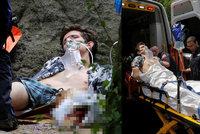 Horor v New Yorku: Turista (18) šlápl na ukrytou výbušninu, roztrhala mu nohu