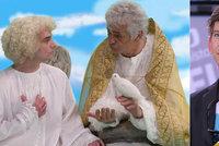 Vzýval jsem Boha, aby se Bartoška uzdravil, přiznal režisér Strach