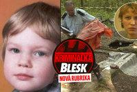 20 let od smrti Terezky Čermákové: Opilá matka ji zabila a pak předstírala zmizení