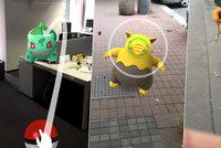 Češi loví Pokémony jako zběsilí: Hra u nás nevyšla, i tak si k ní našli cestu