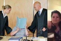 Andrea (45) zavraždila nejméně čtyři děti: U soudu dostala jen 14 let!