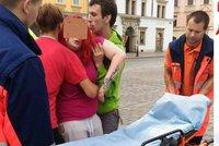 Divoká party v Plzni: Když došel alkohol, žena vypila Savo. Následovala krutá reakce