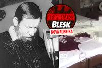 Celou rodinu rozsekal sekerou: Podmínečnému propuštění nejbrutálnějšího českého vraha zabránila rakovina