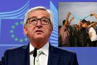 Brusel chce přesídlovat uprchlíky za 270 tisíc korun. Česko už je na seznamu