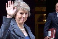 Cameron se loučil jako premiér. Žertoval a slíbil zachovat práva občanů EU
