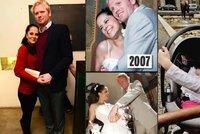 Něrgešová vzpomínala na svatbu: Brali jsme se v den dobytí Bastily a narození Gotta!