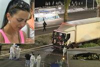 Otřesené Češky o masakru v Nice: Od smrti nás dělily minuty!