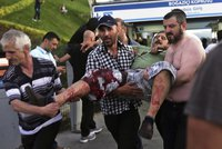 Strach o životy Čechů v Turecku: Nevycházejte ven, vzkázal jim Zaorálek. Zasedne krizový štáb