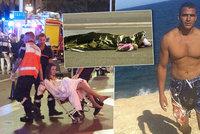 Mobil teroristy z Nice odhalil tajemství šílence: Byl bisexuál