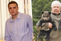 Syn medvědího táty Chaloupka jde do vězení: Za brutální loupež dostal tři roky!