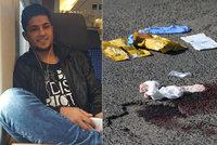 Do Německa dorazil mladý uprchlík loni, teď útočil sekerou. O národnosti lhal