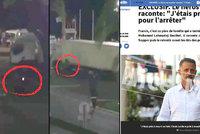 Hrdina motorkář z Nice: Útočníka jsem uhodil, byl jsem připravený zemřít