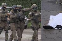 """Češka zažila masakr v Mnichově: """"V náručí se mi mladý kluk udusil vlastní krví"""""""
