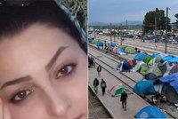 Uprchlice píše Blesku: Kudy se dostat přes hranice a jak chutná vězení?