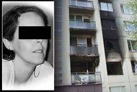 Maťo (11) viděl hořící mámu skočit z balkonu, prarodiče se o něj nepostarají