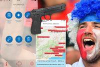 Čechům na olympiádě v Riu hrozí únos i bakterie. Pomoc nabízí speciální aplikace