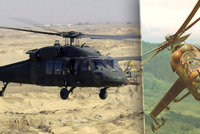 Armáda má 10 miliard na vrtulníky a vosy se slétají: Kdo nám nahradí Satanův koráb?