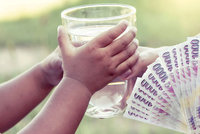 Brabec chce lidi přimět šetřit vodou. Modrou úsporám už mají soukromníci
