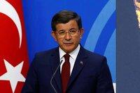 """""""Ruský letoun sestřelili na můj příkaz,"""" přiznal turecký expremiér Davutoglu"""