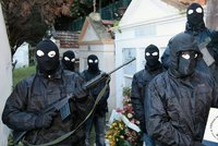 """Mrazivé varování pro ISIS: """"Nebudeme si brát servítky,"""" vzkázali nacionalisté"""