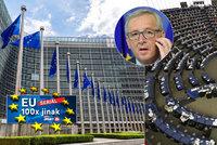 """""""Užvaněný"""" Parlament, všemocná Komise a zmatek v radách. Kolik má EU orgánů?"""