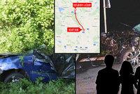 Prokletá silnice u Horažďovic: Před dvěma lety tam osiřela Esterka, teď čtyři děti