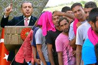 """Turecko zřejmě zaplaví Evropu uprchlíky: Chceme plán """"B"""", bojí se Řekové"""
