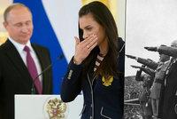 Od Athén až do Ria. Olympiáda zažila bojkot, teror i Hitlera na tribuně
