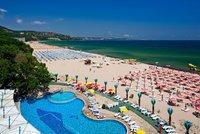 Albena: Perla severního Bulharska! Sedm kilometrů písku, čisto a klid