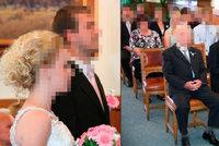 Fiasko na svatbě v Klatovech: Tohle je ženich na útěku! Proč řekl nevěstě »NE«?