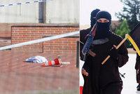 Teror v Belgii: K mačetovému útoku na policistky se přihlásil ISIS