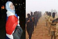 """Muslimka Romana: ISIS je jako """"šmejdi"""". Češi za nenávist k islámu nemůžou"""