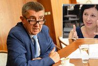 Jourová se bije za europrokurátora. S Babišem se ale neshodne na daních