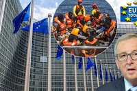 """""""Neřešte hlouposti, ale uprchlíky,"""" spílají lidé EU. Bruselu ovšem chybí páky"""