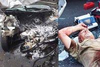 Ujetí od nehody vyjde až na 25 tisíc. Jak zabere přísnější peněžitý trest?