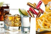 Máte vysoký tlak? 7 potravin, které nám škodí!