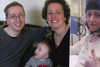 Těhotenství versus rakovina: Britka dokázala, že se dá zvládnout obojí najednou