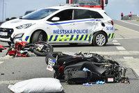 Motorkáři umírají na silnicích: Od začátku roku jich přišlo o život už 13