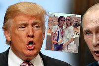 Trampoty Trumpovy dcery: Ivanka vyrazila do Chorvatska s Putinovou přítelkyní