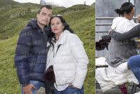 Hana Gregorová (63) a její milenec (31): První hádka po zásnubách!